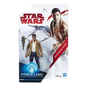 Star Wars VIII 3.75-Inch Finn (Resistance Fighter) Action Figure