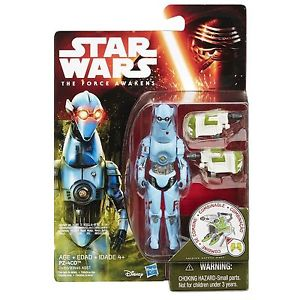 "Star Wars VII PZ-4CO 3.75"" Action Figure"
