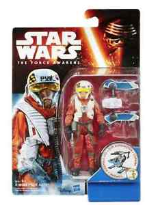 "Star Wars VII X-Wing Pilot Asty 3.75"" Action Figure"