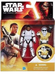 "Star Wars Armor Series VII Finn FN-2187 3.75"" Action Figure"