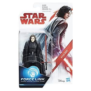 Star Wars VIII 3.75-Inch Kylo Ren (Unmasked) Action Figure