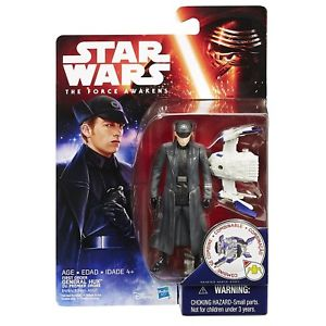 "Star Wars VII General Hux 3.75"" Action Figure"