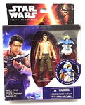 "Star Wars Armor Series VII Poe Dameron 3.75"" Action Figure"