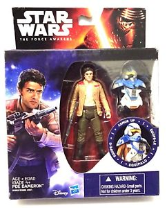 Star Wars Armor Series VII Poe Dameron 3.75
