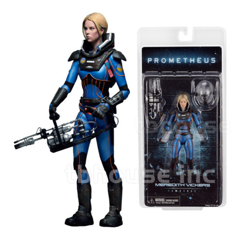 Prometheus 7-Inch Vickers Action Figure