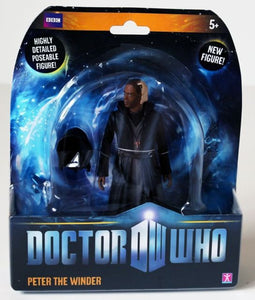 Doctor Who Peter the Winder with Hidden Smiler Face Action Figure