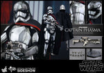 Star Wars Captain Phasma Movie Masterpieces 1:6 Scale Figure