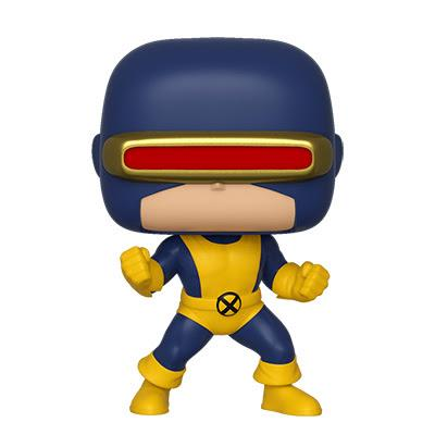 Pop Marvel 80th First Appearance X-Men Cyclops Vinyl Figure