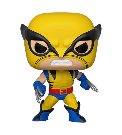Pop Marvel 80th First Appearance Wolverine Vinyl Figure