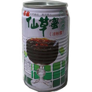 泰山仙草蜜凉粉露10.8FL 原味TAISUN GRASS JELLY DRINK
