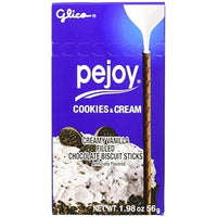 Glico PEJOY 抹茶 COOKIE CREAM 2.47OZ