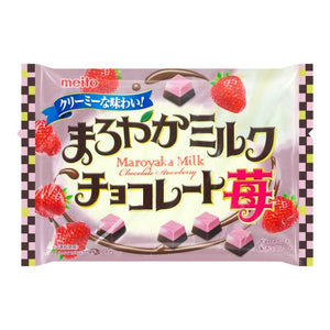 日本草莓巧克力 MEITO MILK STRAWBERRY CHOCO 5.2OZ
