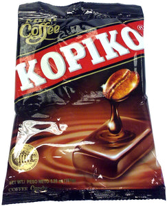 KOPIKO 咖啡糖 COFFEE CANDY 5.3OZ