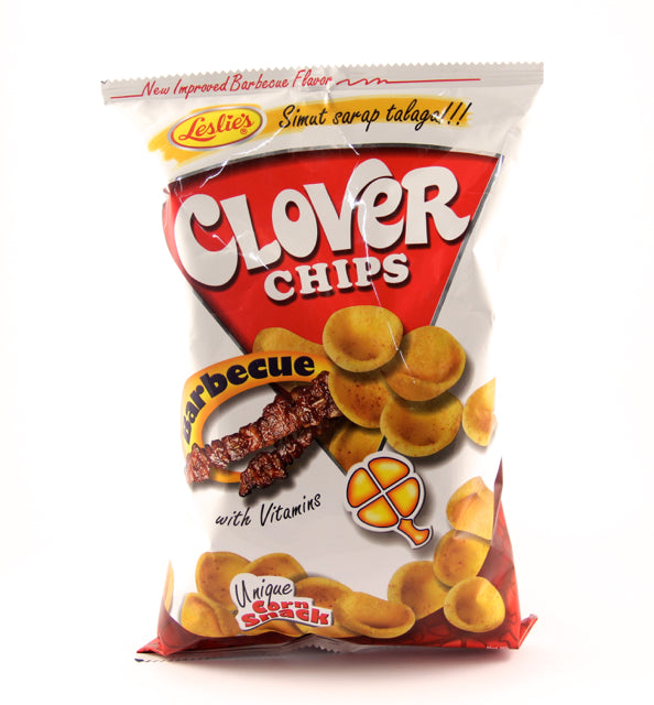 菲律宾玉米片Clover chips barbecue145G
