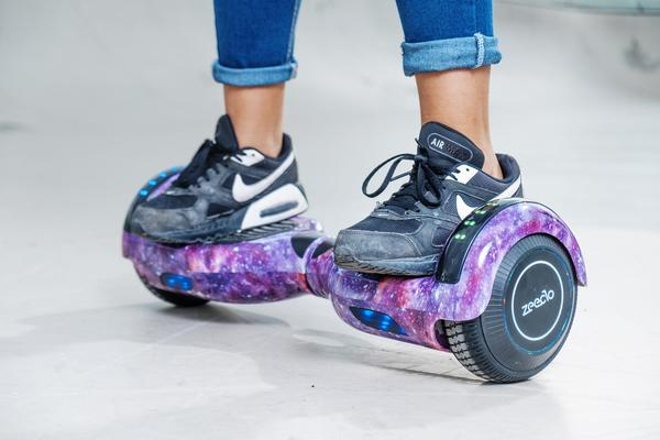"Hoverboard Holder 8"" Bluetooh Cosmo"