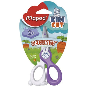 Maped Deluxe Kidicut Safety Scissors 120mm