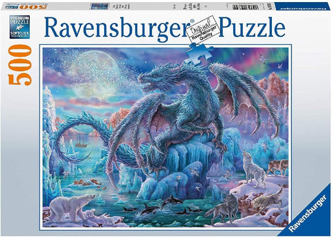 Ravensburger - Mystic Dragons 500pc Puzzle