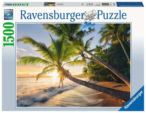 Ravensburger - Beach Hideaway Puzzle 1500pc