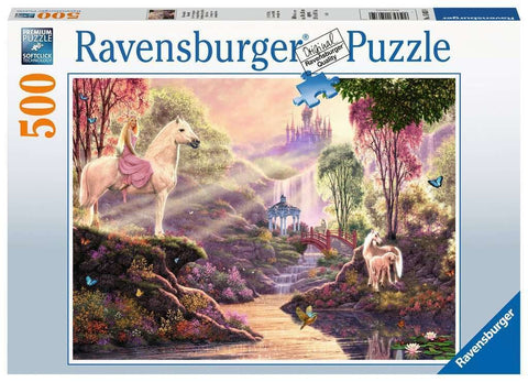 Ravensburger - The Magic River 500pc Puzzle