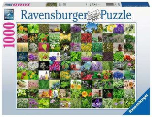 Ravensburger - 99 Herbs and Spices Puzzle 1000pc