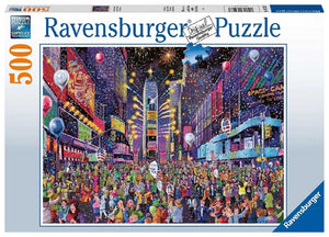 Ravensburger - New Years in Times Square Puzzle 500pc