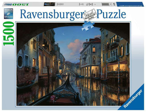 Ravensburger - Venician Dreams Puzzle 1500pc