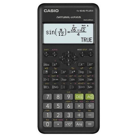Casio FX82AU PLUSII 2nd Ed