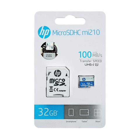 HP Micro SD Card 32GB