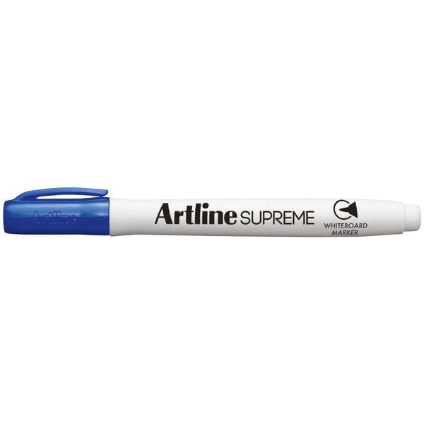 Artline Supreme Whiteboard Marker Bullet Blue