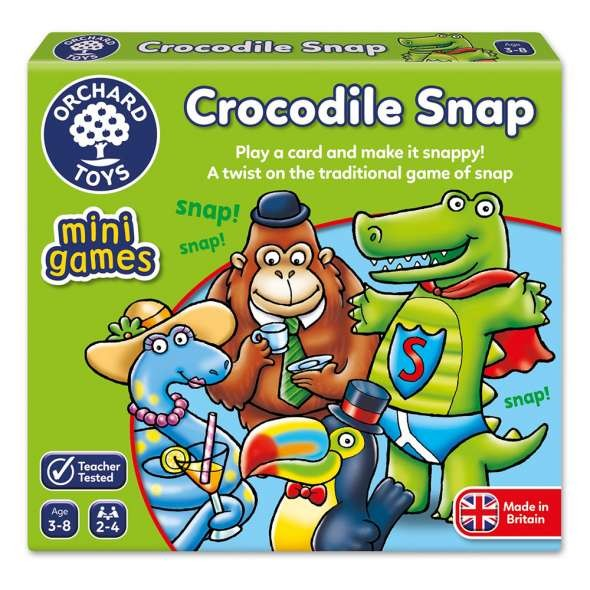 Orchard Games - Crocodile Snap