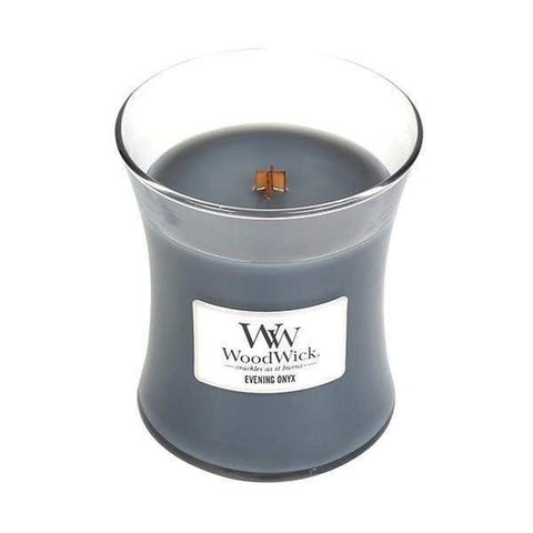 WoodWick Evening Onyx Medium