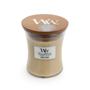 WoodWick Vanilla Bean Medium