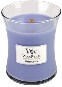 WoodWick Lavender Spa Medium