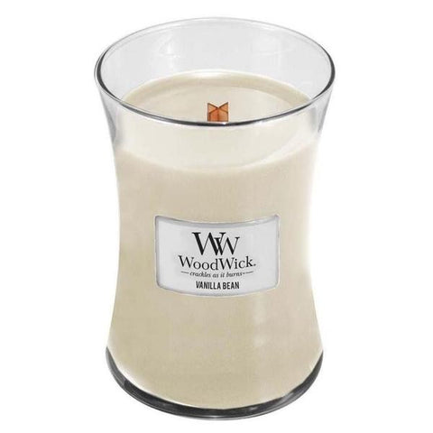WoodWick Vanilla Bean Large