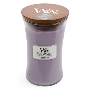 WoodWick Lavender Spa Large