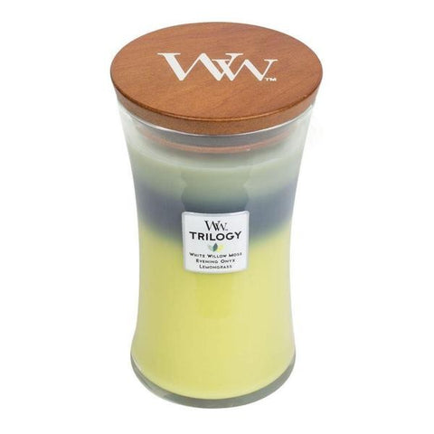 WoodWick Woodland Shade Trilogy Large