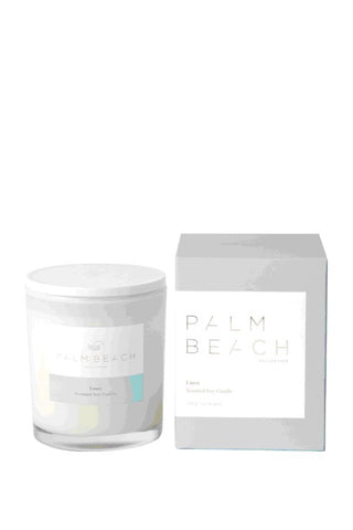 Palm Beach Candle Linen 420g