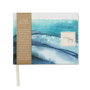 Guest Book - Coastal Swept Away