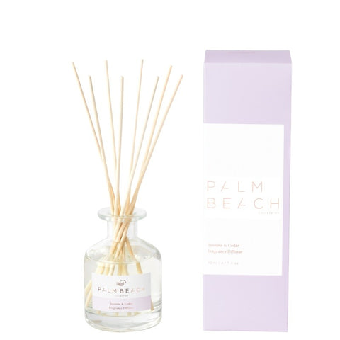 Palm Beach Fragrance Diffuser Jasmine & Cedar