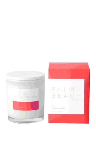 Palm Beach Candle Posy 420g