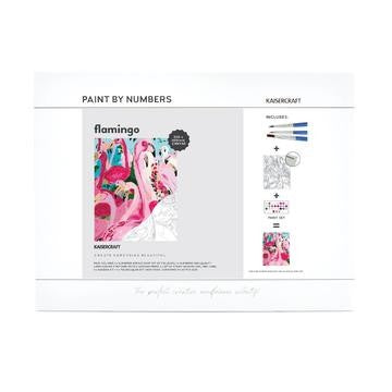 Paint By Numbers - Flamingo