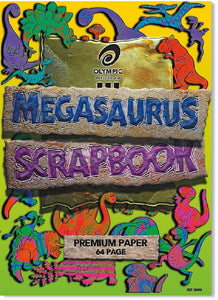 Scrapbook Blank 64 Pages