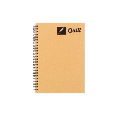 Hardcover Notebook Natural A5 160 Pages