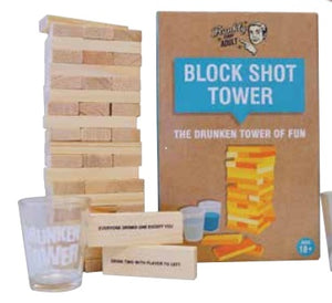 Frankly Fun - Block Shot Tower