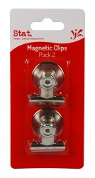Magnetic Clips 2 Pack