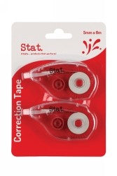 Correction Tape Pack of 2