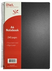 Notebook A4 240 Page