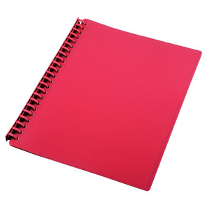 Display Book Red