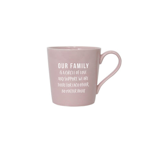 Colour Pop Mug - Family
