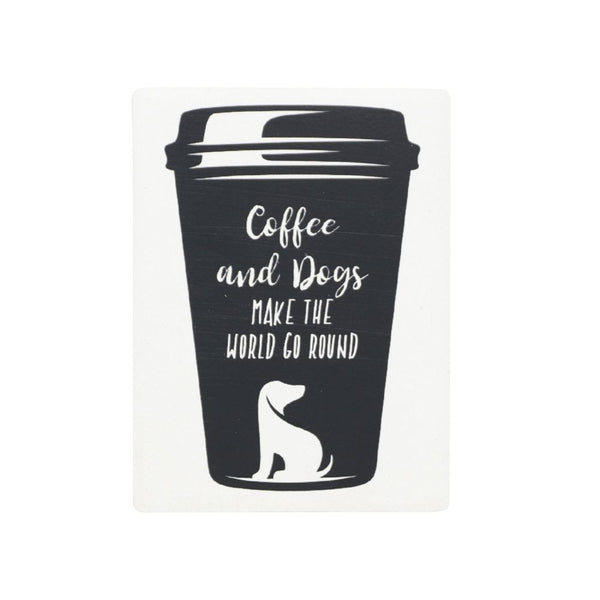 Pet Magnet - Coffee